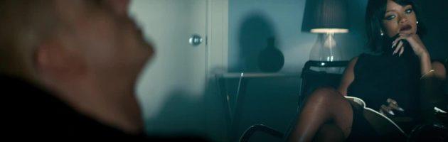 Teaser video Eminem / Rihanna – The Monster