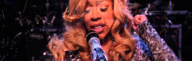 K. Michelle dropt video 'Christmas Night'