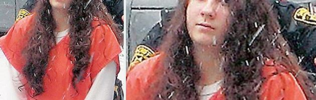 19-jarige chick vermoord 22 man