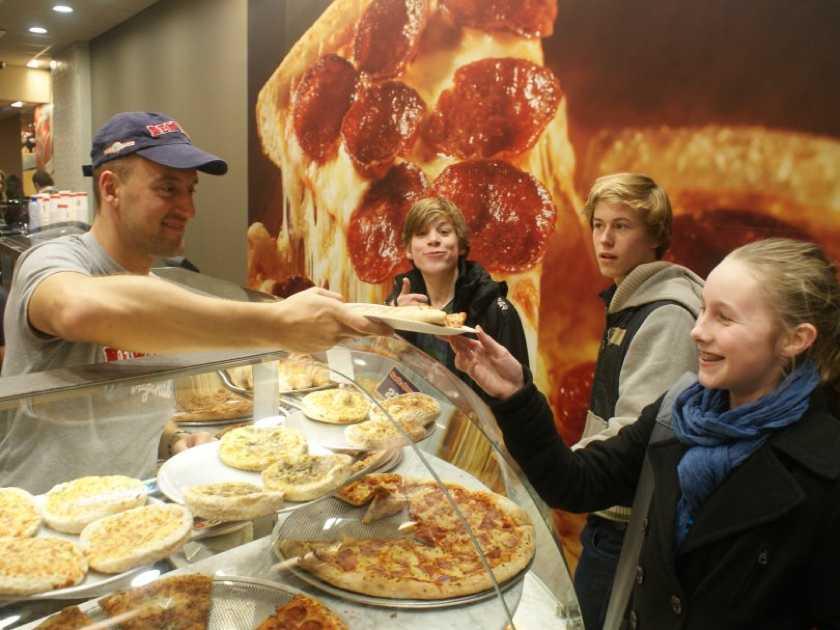 Bezorgers New York Pizza Boos Op Werkgever Hot Jamz Urban Radio