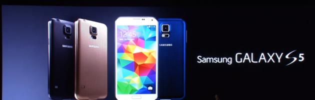 Samsung komt met Galaxy S5