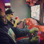 Justin Bieber weer met drank achter het stuur