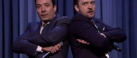 Justin Timberlake en Jimmy Fallon doen History of Rap 5