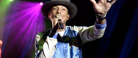 Pharrell komt met eigen parfum