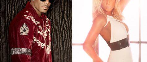 Tamar Braxton in voorprogramma R. Kelly