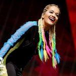Rita Ora doet 'Drunk In Love' live bij BBC