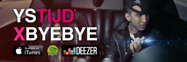 YStijd maakt zich klaar voor hitrelease 'Bye Bye'
