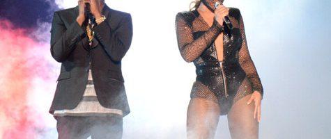 Beyonce en Jay-Z trappen tour af