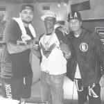 Chris Brown weer aan het werk