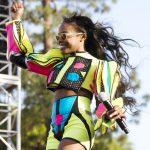 Jennifer Hudson en Azealia Banks live op L.A. Gay Pride festival