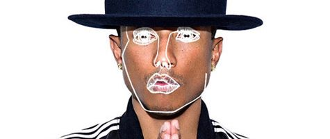 Disclosure remixed Pharrell's Frontin'