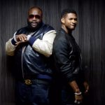 Rick Ross op remix van Usher's 'Good Kiser'