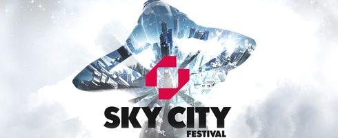 Rita Ora, Afrojack en Tinie Tempah op Sky City Festival