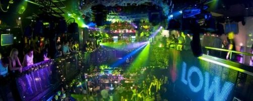 Hollywood Music Hall per direct dicht