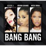 Ariana Grande dropt 'Bang Bang'