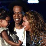 Beyonce krijgt Vanguard-award uitgereikt van Jay-Z