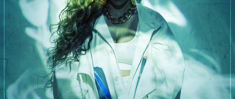 Tinashe brengt albumcover naar buiten