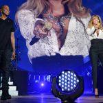 Jay-Z en Beyonce doen Global Citizen Festival