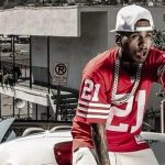 Kid Ink dropt video 'Rollin'