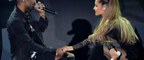 Ariana Grande geeft relatie Big Sean toe