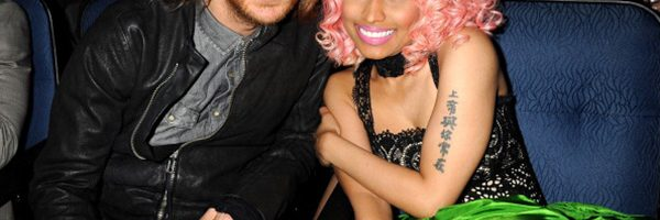 Nicki Minaj doet het met David Guetta en Afrojack