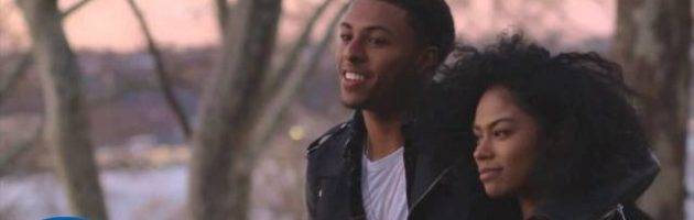Diggy Simmons dropt video voor Honestly