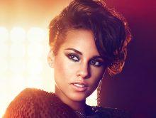 Alicia Keys presenteert Grammy Awards 2019