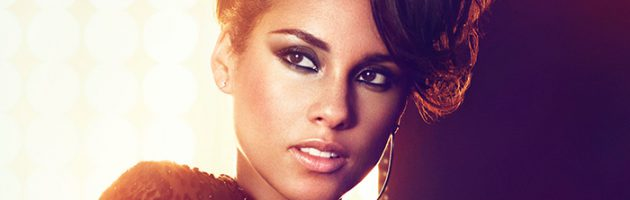 Alicia Keys presenteert Grammy Awards 2019