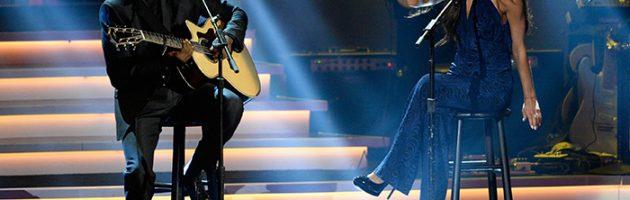 Babyface en Ariana Grande coveren Stevie Wonder