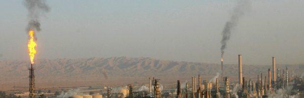 Irak wint olieraffinaderij terug van IS