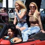 Britney neemt clip op met Iggy Azalea