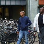 Pharrell roept 'Hello Amsterdam' op Pinkpop