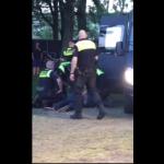 Politie liegt over gebeurtenissen bij dode man Den Haag