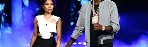 Meek Mill en Nicki Minaj doen BET Awards 2015