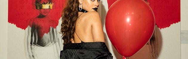 Rihanna brengt album volgende maand