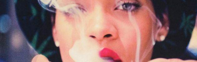 Komt Rihanna met eigen wietsoort 'MaRihanna'?