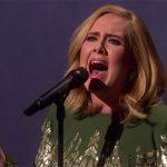 Adele en Kendrick Lamar bij Grammy Awards