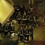 Terrorist wilde bom in druk stadion laten ontploffen