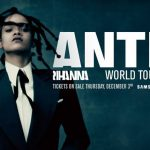 Rihanna in de Amsterdam ArenA