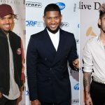 Chris Brown dropt remix 'Back To Sleep' met Zayn en Usher