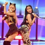 T-Mobile Arena opent met Nicki Minaj en Ariana Grande