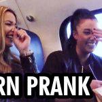 PRANK: porno kijken in de trein
