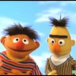 Bert en Ernie doen Warren G's 'Regulate'