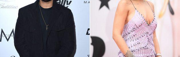 The Weeknd toch niet op tour met Rihanna