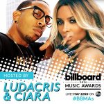 Ludacris en Ciara presenteren Billboard Music Awards