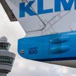 Passagiers KLM Manchester-Schiphol met zuurstofmaskers