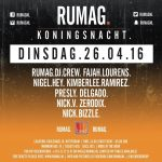 Win tickets voor #RUMAG.PARTY Club Red met Fajah Lourens