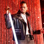 Chris Brown doet iHeartRadio Music Awards live