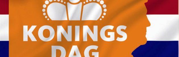 Weinig festivals houden rekening met slecht weer Koningsdag