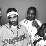 Bone Thugs-N-Harmony brengt ode aan Cleveland NBA-team